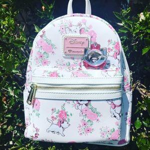 Marie loungefly mini backpack